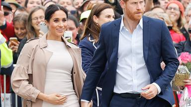 A Look Inside Meghan Markle And Prince Harry's First House Together