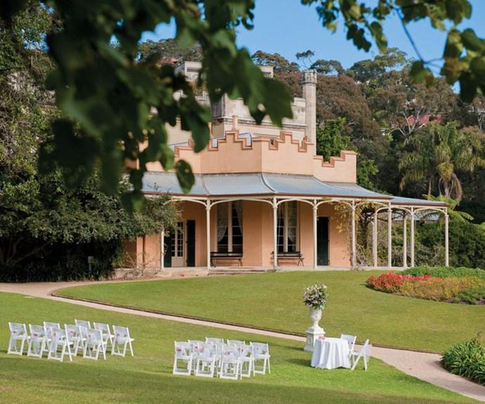Wedding locations Sydney