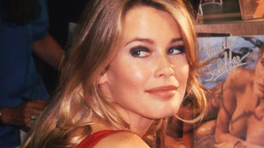 33 Unforgettable Supermodel Beauty Moments From The '90s