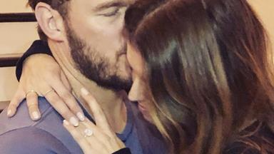 All The Details Of Katherine Schwarzenegger's Sparkling New Engagement Ring
