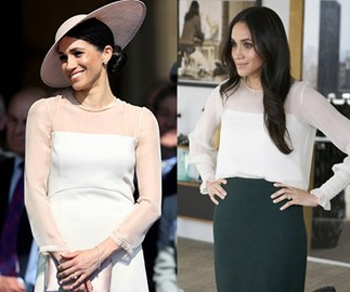 Every Time Meghan Markle Has Channelled Her 'Suits' Character's Fashion