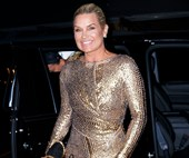 Yolanda Hadid's Exact Diet And Exercise Routine