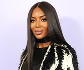 Naomi Campbell Looks Completely Ageless At Louis Vuitton Menswear