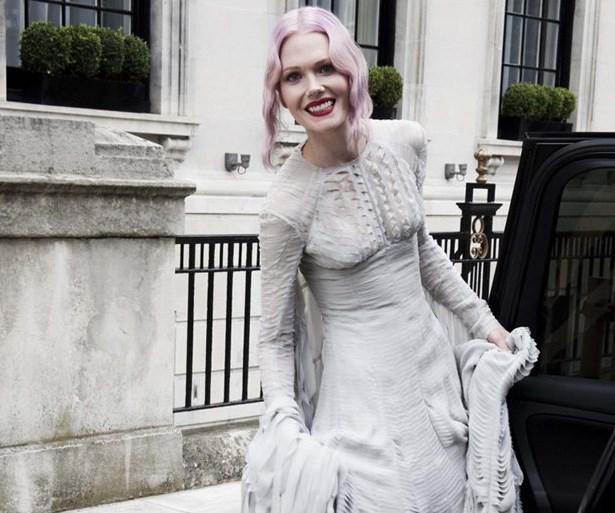 fashion editor brides