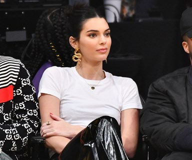 Tracking Kendall Jenner's OTT Basketball WAG Style