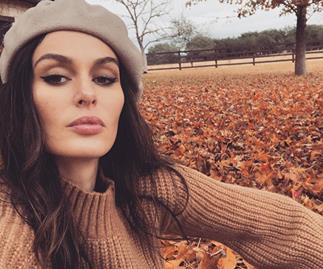 Nicole Trunfio Talks Childbirth, Self-Love And Her Night-Time Beauty Routine