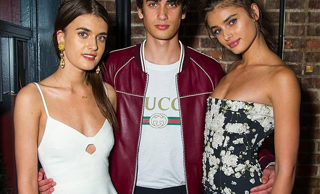 Meet Taylor Hill's Three Model Siblings, Logan, Mackinley and Chase