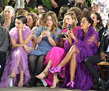 We Need To Talk About The Rodarte Front Row