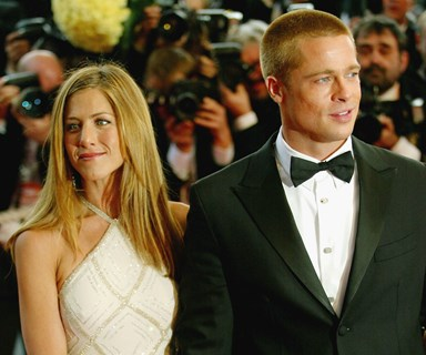 Why Brad Pitt Was At Jennifer Aniston's Birthday Party