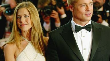 Why Brad Pitt Was At Jennifer Aniston's Birthday Party