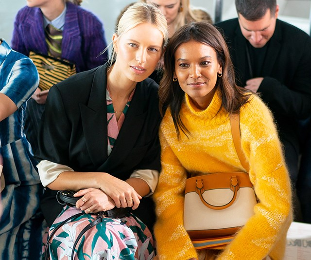 The Best Celebrity Front-Row Lineups At New York Fashion Week 2019