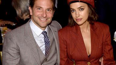 Irina Shayk & Bradley Cooper's Best Couple Fashion Moments