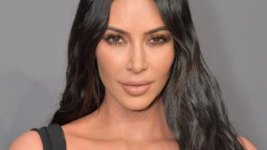 Kim Kardashian's Top Anti-Ageing Trick Is Very Strange