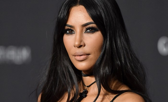 Kim Kardashian Just Wore Her Most Naked Dress Ever