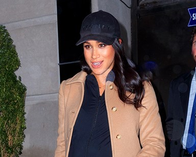 Meghan Markle Just Stepped Out In Her Most Casual Outfit Ever