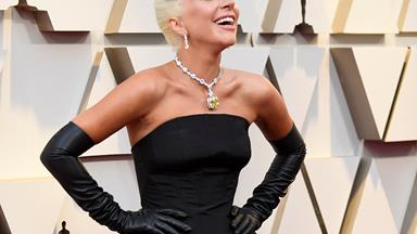 The Fabulous Story Behind Lady Gaga's Oscars Necklace
