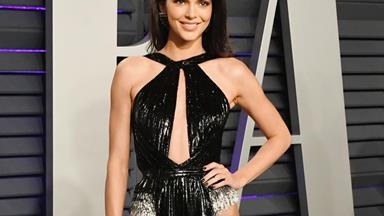 Kendall Jenner Just Wore The Most Risqué Dress For The 2019 Oscars After Party