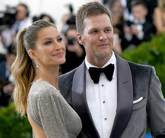 Gisele Bündchen Shares Never-Before-Seen Photo Of Her Wedding To Tom Brady
