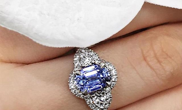 The Most Stunning Sapphire Engagement Rings