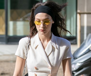 Bella Hadid Revives A Beloved '80s Accessory