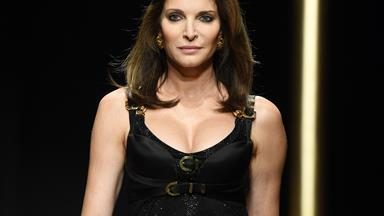 The Most Iconic Runway Appearances By Supermodels Over 50