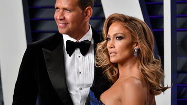 Jennifer Lopez Announces Engagement To Alex Rodriguez