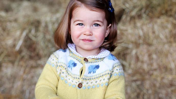 Princess Charlotte.
