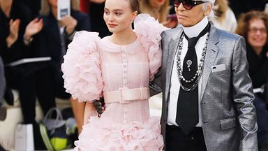 Karl Lagerfeld's Chanel Muses Throughout The Years