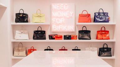 Which Kardashian Sister Has The Biggest Birkin Closet?