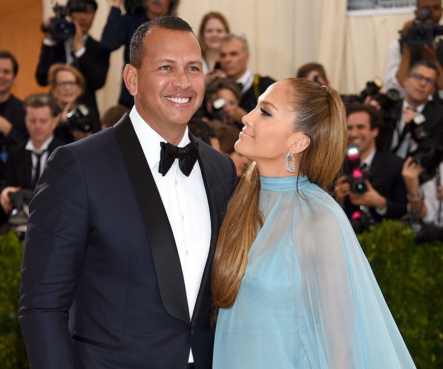 Alex Rodriguez popped the question, and Jennifer Lopez said yes