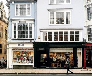 Why Oxford Is The New London: BAZAAR's Guide To The University City