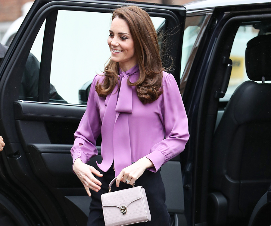 Kate Middleton Has a Blast With Babies While Talking Parenting