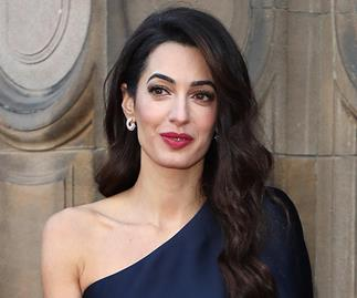 Amal Clooney Just Made A Relaxed Jumpsuit Look Red Carpet-Worthy