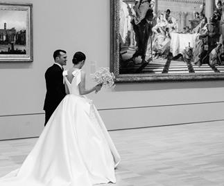National Gallery Of Victoria Wedding.