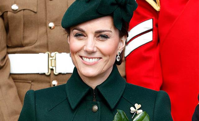 Kate Middleton Just Schooled Us On How To Wear Head-To-Toe Green In Alexander McQueen