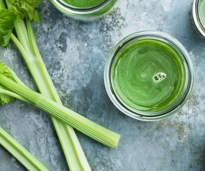How does celery juice actually help you lose weight