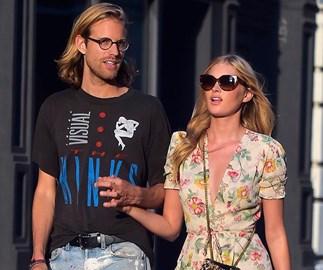 Inside Elsa Hosk's Low-Key Relationship With Boyfriend Tom Daly