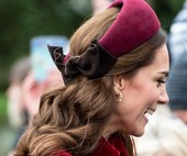 Is The Headband The New Royal Wave?
