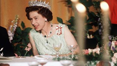 Queen Elizabeth's Secret To Long Life Is, Apparently, Champagne