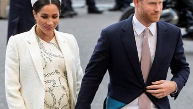 Why Prince William Might Miss The Birth Of Harry And Meghan's Baby