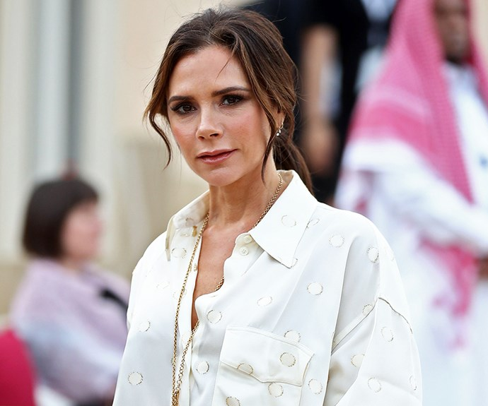 Victoria Beckham Discovers The Perfect Way To Show Off Your Pedicure In Winter