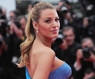 Blake Lively Just Gave Us A Glimpse Inside Her Makeup Drawer And It's Fascinating