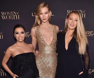 16 Photos That Prove Karlie Kloss Really Is The Tallest Supermodel