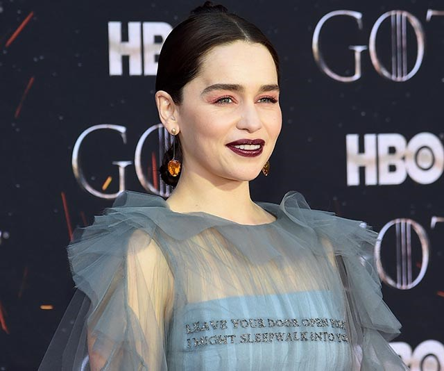 Every Epic Red Carpet Moment From The 'Game Of Thrones' Season 8 Premiere