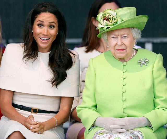 Did The Queen Really Ban Meghan Markle From Wearing Princess Diana's Jewellery?