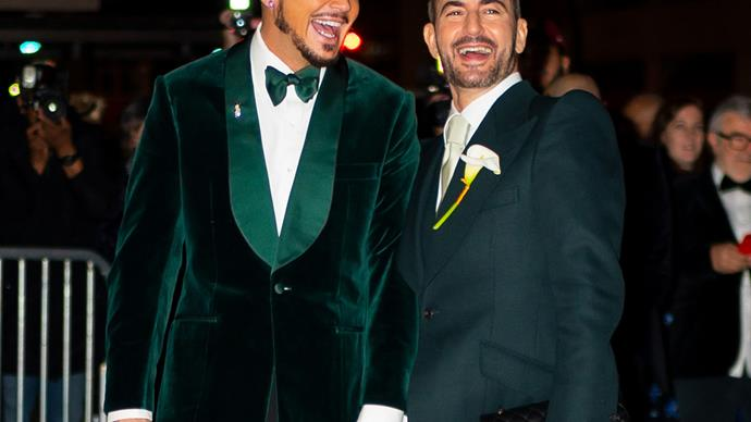 Marc Jacobs and Char Defrancesco's Wedding
