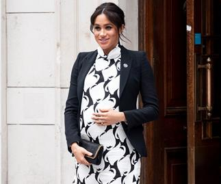 Why Meghan Markle Might Not Pose For Photos After Giving Birth