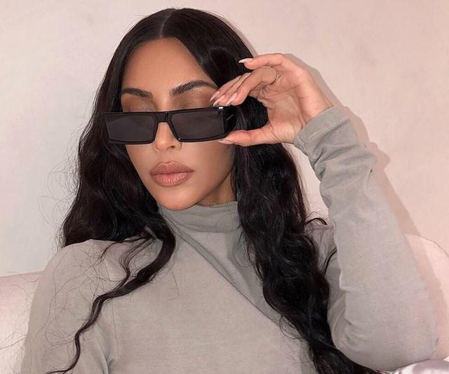 Kim Kardashian Admits to Shoplifting From A Designer Store