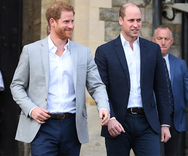 Prince Harry And Prince William Are Reportedly Living 'Separate Lives'