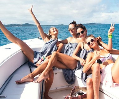 A New Study Says Taking A Trip With Your Girlfriends Is Good For Your Health